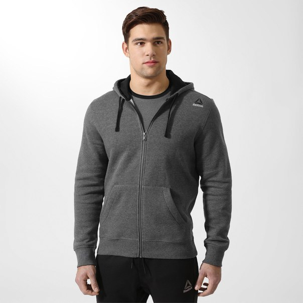 Худи Elements Fleece Full Zip Hoodie