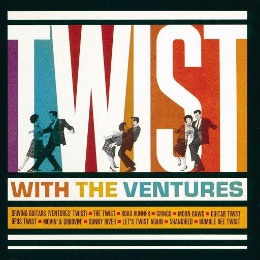 The Ventures альбом Twist With The Ventures