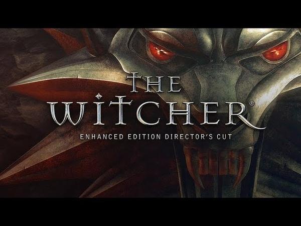 Прохождение The witcher enhanced edition director's cut часть 13 Смерть Профессору
