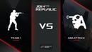 Aimtack vs Team1, map 2 cache, Join the Republic