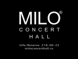 ALL PARTIES. Promo Milo concert Hall. #милокакдома Prod.by @artem.mexx