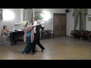 Танго. Начало ХХ века.
