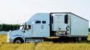 ЧТО В КАБИНЕ INTERNATIONAL 9200 EAGLE - Мой грузовик ВНУТРИ - КВАРТИРА СТУДИЯ!