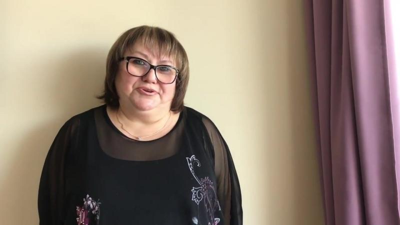 Отзыв Аллы Владимировны об очном интенсиве по подготовке к ЕГЭ в онлайн-школе Фоксфорд