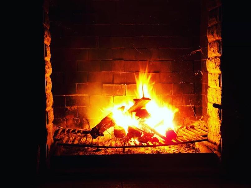 fireplace firewood flicker flame christmas - HD1280×960