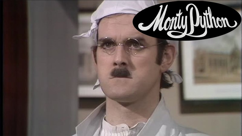 Gumby Brain Specialist - Monty Python's Flying Circus
