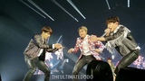 180906 Boyz with Fun, Attack on Bangtan Medley @ BTS 방탄소년단 Love Yourself Tour in LA Fancam 직캠