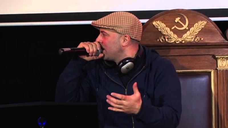 V1 Battle 2014. Judge. Maurizio aka The NextOne (2 часть)
