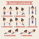 Домашняя тренировка для стройного тела!
