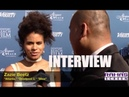 My Interview with Zazie Beetz about Donald Glover's Advice and Domino Cosplay