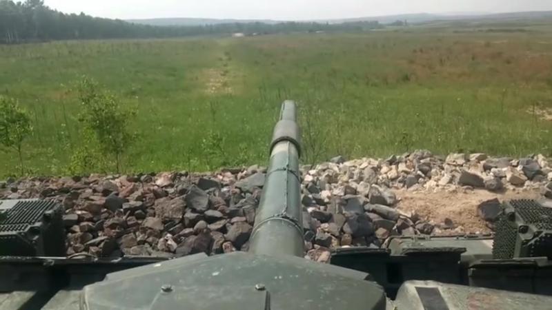 Состояние украинских танков Т-84 на соревнованиях SETC 2018