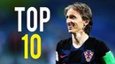 Luka Modrić ● Top 10 Goals Ever | HD