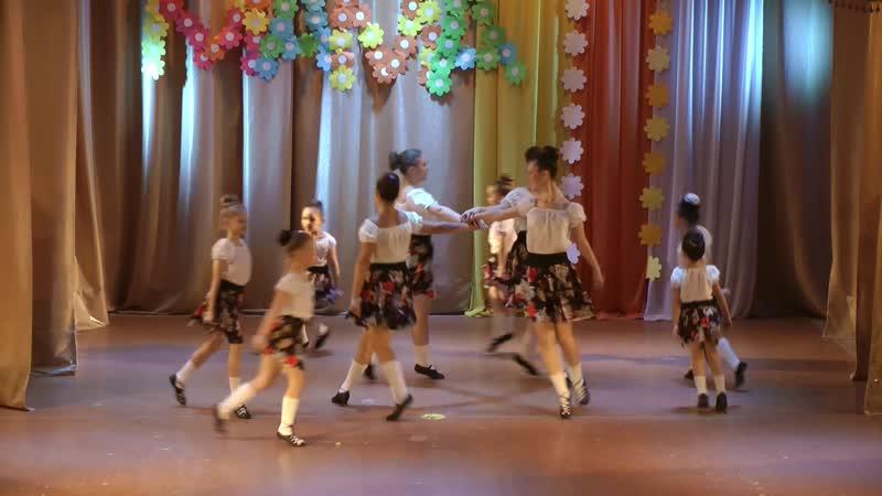 Концерт посвящ Дню Матери 30 11 Ирландский танец Лайт джига Руков ль Е Семёнова