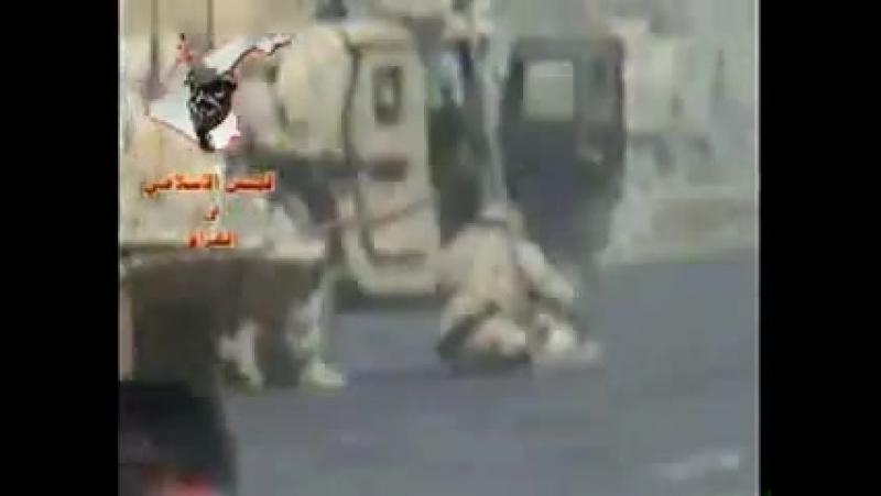 Иракский снайпер Джуба убивает американских солдат