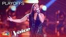 Шоу Голос США 2018. - Радха с песней «От заката до рассвета». — The Voice USA 2018. - Radha: Dusk Till Dawn (оригинал the Power Ballad)