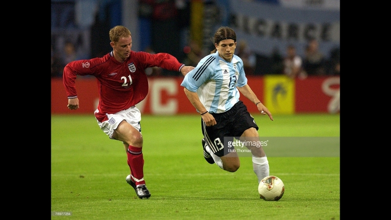 23 Argentina England 2002