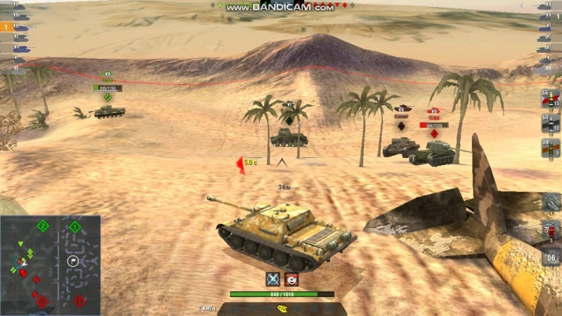 СУ-122-44, Мастер, 4.4к урона, 1314 опыта