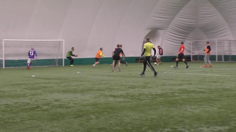 Прайд 4:0 FC Piterška Žvežđa (Обзор)