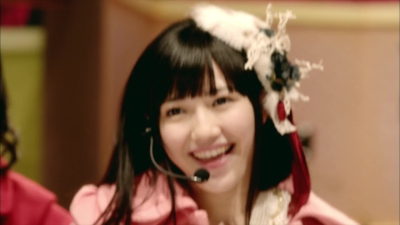 02. AKB48, Team Surprise (Watanabe Mayu, Sashihara Rino, Matsui, Minegishi Minami, Shimazaki) [1st Stage] - Suiyoubi no Alice