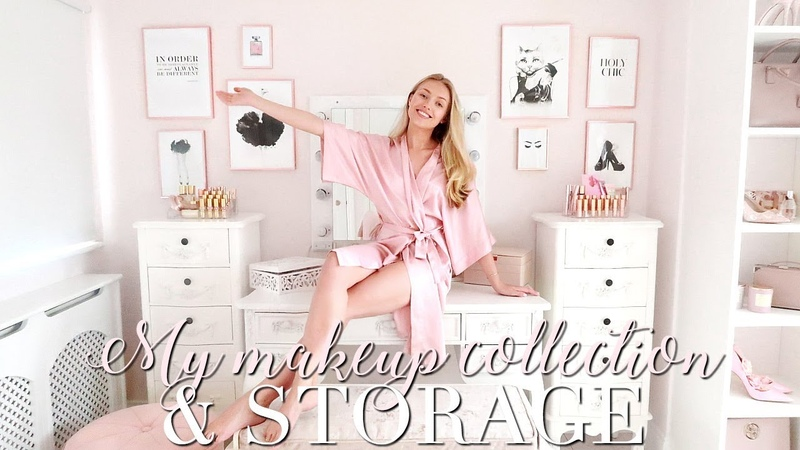 MY MAKEUP COLLECTION STORAGE (Finally!) ~ Freddy My Love