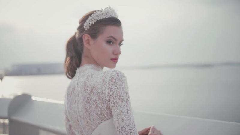 Свадебное платье | Алсу | BonneVille | ARIA DI LUSSO