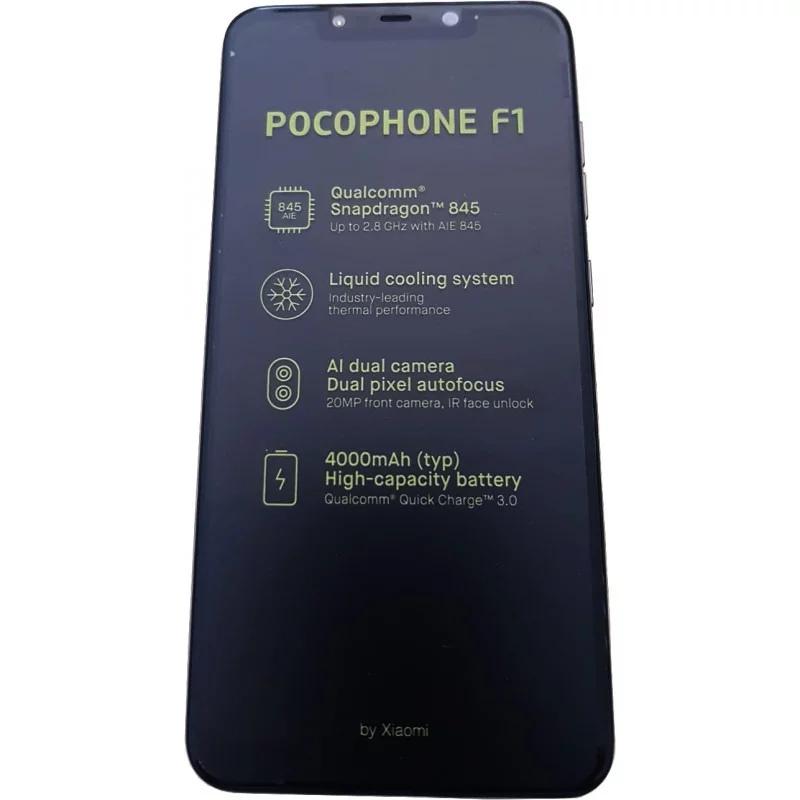 Xiaomi Pocophone F1: цена в России, дата выхода, характеристики