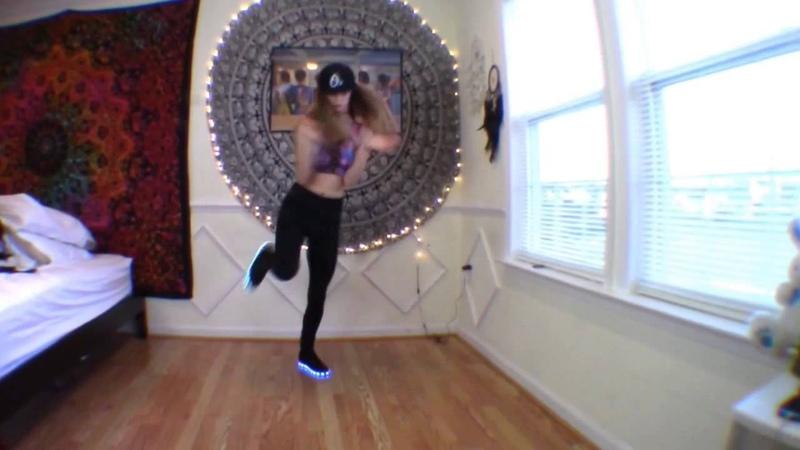 Shuffle/Shapes - Drop The Bass | Gabby J David