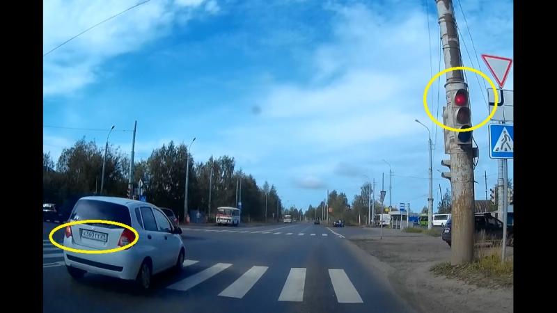 Архангельск, к360тт/29 на красный.
