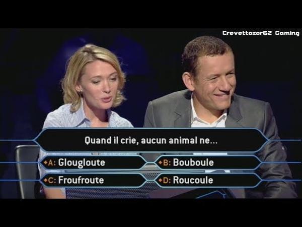 RE-UPLOAD Qui Veut Gagner Des Millions - 03072008 - Dany Boon et Anne Marivin