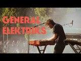 General Elektriks - Tu m'intrigues - Live (Les Nuits Secr