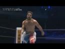 Блок Б Джус Робинсон vs Хирооки Гото
