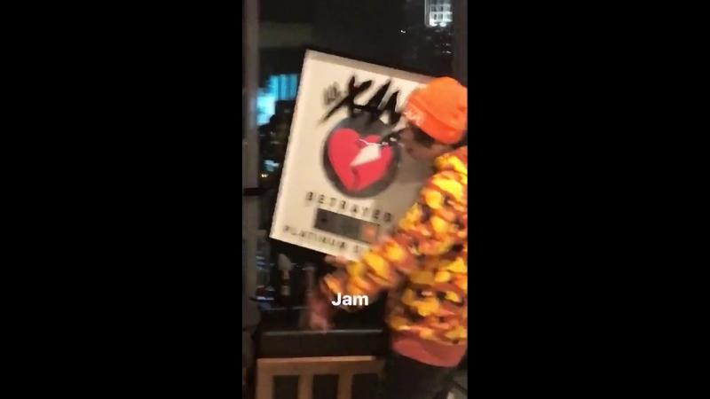 Lil Xan - (Feat. Steven Cannon) (Snippet)