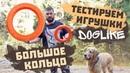 КОЛЬЦО ДОГЛАЙК (Doglike) ДЛЯ СОБАКИ | Тестируем игрушки для собак | Золотистый ретривер | Обзор