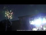 Красивый праздничный салют под зажигательного Митю Фомина в День города Асбеста, 30.06.2018 г.