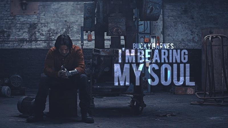 Bucky Barnes | I'm bearing my soul.
