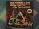 Oxa remember trancemusic 2008 noise edt
