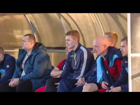 Сюжет от Беларусь-4 Гомель о матче ФК Локомотив ФК ЮАС