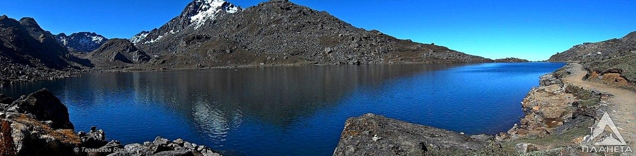 Треккинг в Непале. Лангтанг и священные озера Госайкунд!