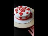 торт для Большой мамы
