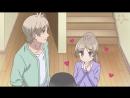 Аккун и его девушка 3 серия двухголосная озвучка GreySun Ruslana Akkun to kanojo AniPlay