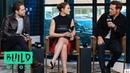 Sam Heughan, Sophie Skelton Richard Rankin Talk Season 4 Of Outlander