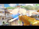 New Pharah gameplay by Seagull