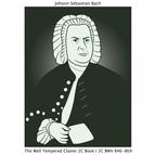 Johann Sebastian Bach альбом The Well Tempered Clavier, Book I, BWV 846-869