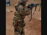 Стрельба из пулемёта РПД