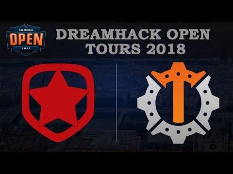 [Condensed CSGO] Gambit vs Torqued @Overpass | DreamHack Open Tours 2018 (19.05.2018)