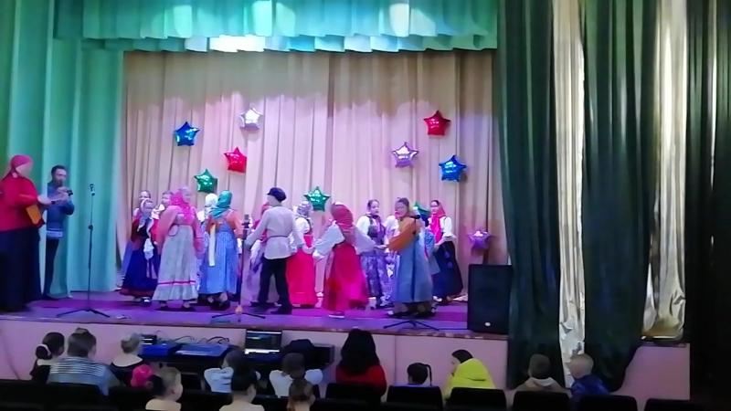 Во лузях хороводная песня с Большой Приклон Меленковского района Владимирской области