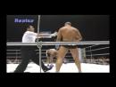 Gilbert Yvel vs Wanderlei Silva