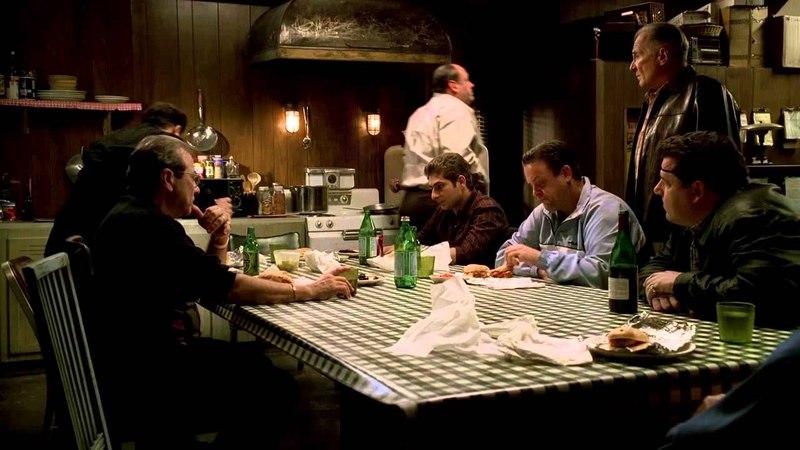 The Sopranos Vito is dead HD