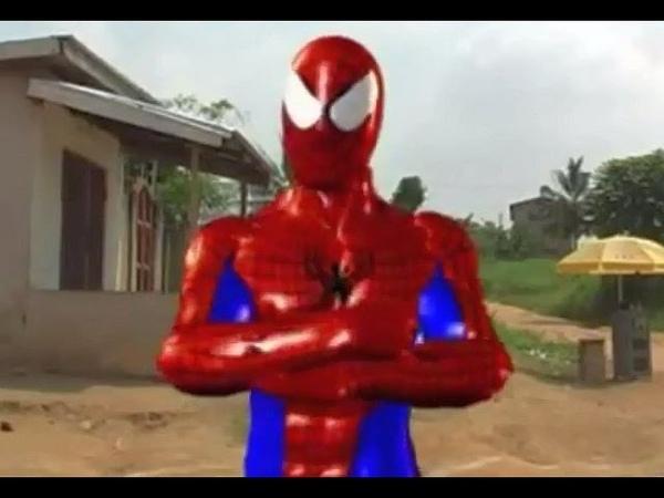 Ghana's Spiderman kicks your ass