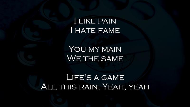 Night Lovell - Whoever U Are (Lyrics)